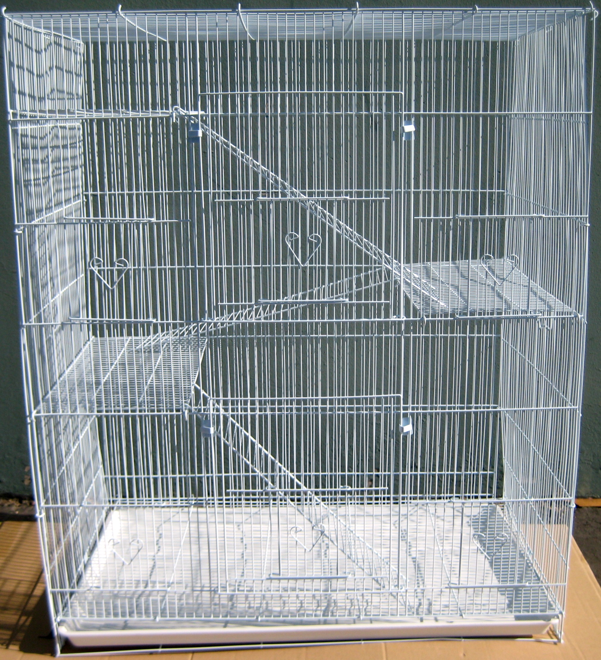 chinchilla cage - photo #29