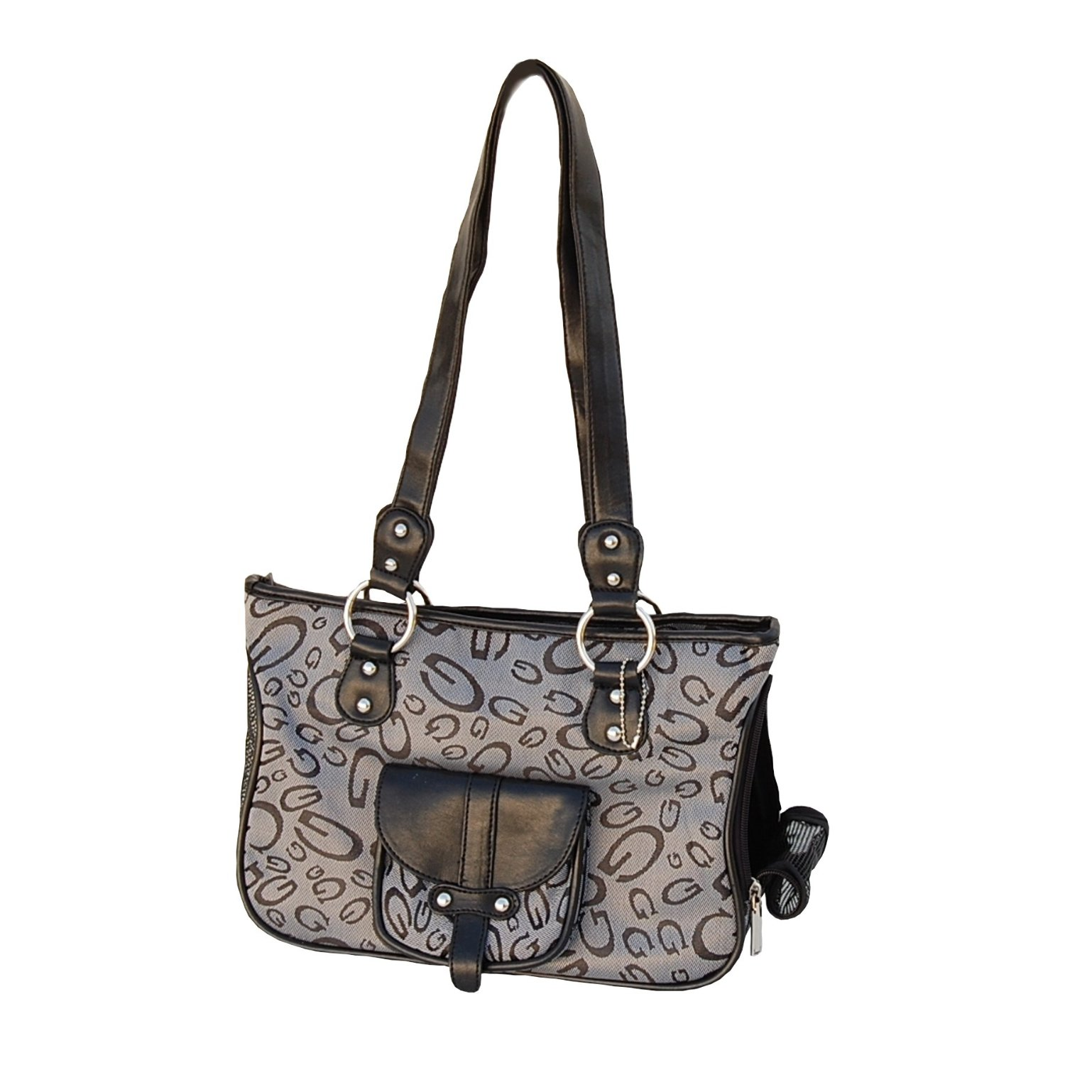 Questions and answers about this item - Dog purse carriers designer ...